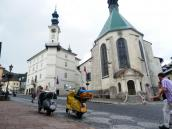 VESPA TOUR - EXPEDITION SLOVAKIA 2015