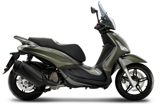 Piaggio Beverly ST 350 ABS