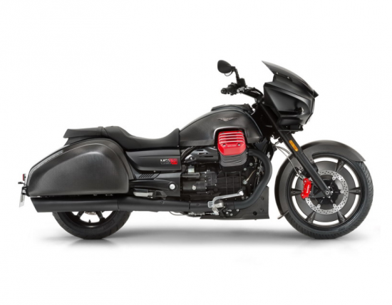 Moto Guzzi MGX 21 FLYING FORTRESS E4