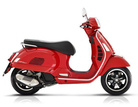 Vespa GTS 125 SUPER ABS E4