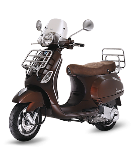 Vespa LX 150ie 3V Touring